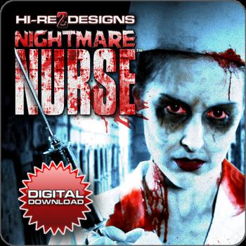Halloween Nurse DVD