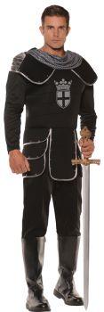Men's Noble Knight Costume - Adult OSFM