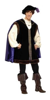 Men's Noble Lord Costume - Adult L (46 - 48)