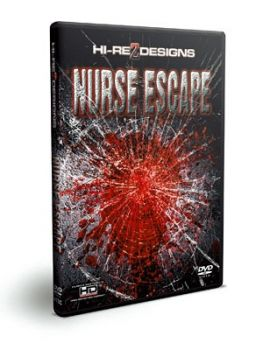 Nurse Escape DVD V2 - NEW SPITTER VERSION!