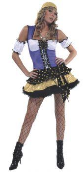 Women's Good Fortune Costume - Adult M/L (6 - 9)