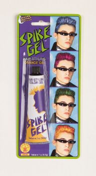 Orange Spike Hair Gel