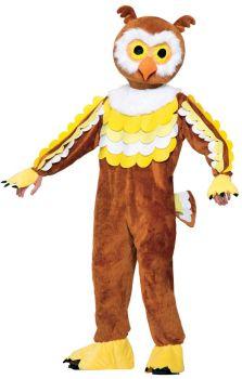 Owl Give A Hoot  Mascot
