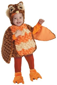 Owl Costume - Toddler Large (2 - 4T)
