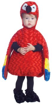 Parrot Costume - Toddler (18 - 24M)