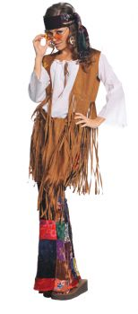 Women's Peace Out Costume - Adult Large