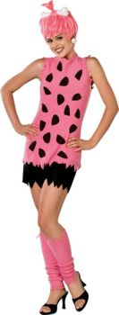 Women's Deluxe Pebbles Costume - The Flintstones - Adult X-Small