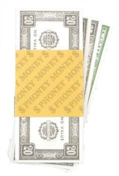 Phoney Money - Pack Of 50