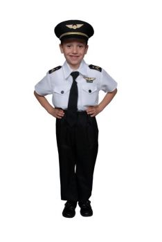 Pilot Boy Toddler