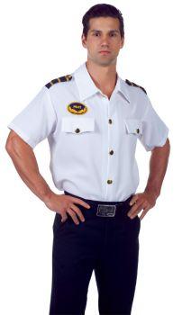 Pilot Shirt - Adult OSFM
