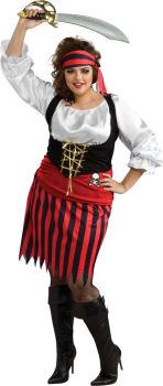 Pirate Adult Woman 16-20