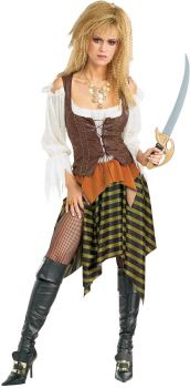 Pirate Wench Std Adult