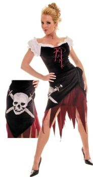 Pirate Wench Sz Large