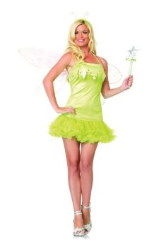Women's Pixie Costume - Adult X-Small