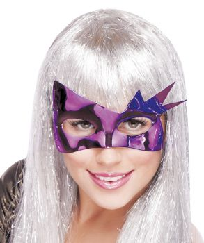 Women's Sensory Starburst Mask - Purple
