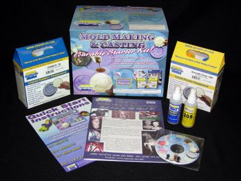 Pourable Silicone Starter Kit