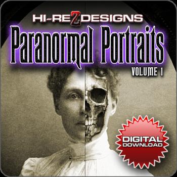 Paranormal Portraits: Vol 1 - Digital Download