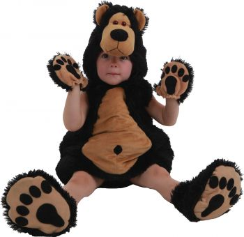 Bruce The Bear - Infant (6 - 12M)