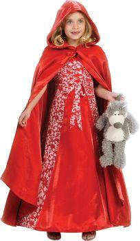 Princess Red Riding - Child XS (4T)