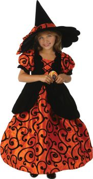 Shirley Pocket Witch - Child XS (4T)
