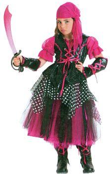 Caribbean Pirate - Child S (5 - 6)