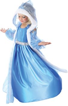 Icelyn Winter Princess - Child S (5 - 6)