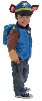Chase Costume - PAW Patrol - Toddler (12 - 18M)