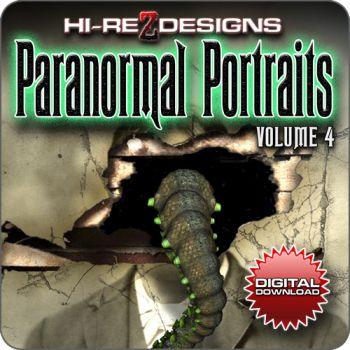 Paranormal Portraits: Vol 4 - DD