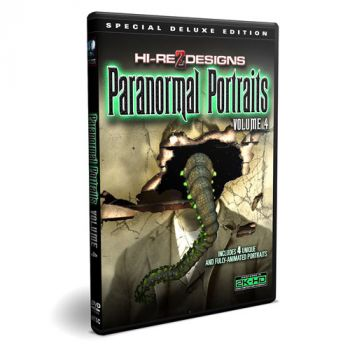 Paranormal Portraits Volume 4