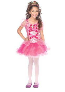 Pretty Princess Costume - Toddler (3 - 4T)