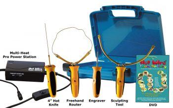 Pro Model 4-In-1 Kit with Multi-Heat Pro Power Station