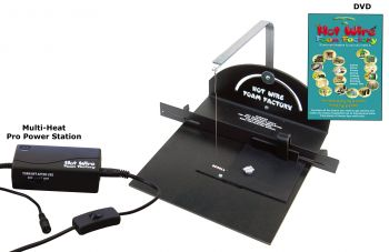 Pro Scroll Table Kit with Multi-Heat Pro Power Station