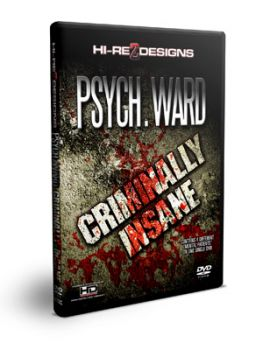 Psych Ward: Criminally Insane DVD
