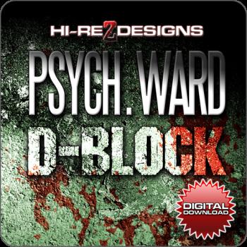 Psych Ward: D-BLOCK - Digital Download