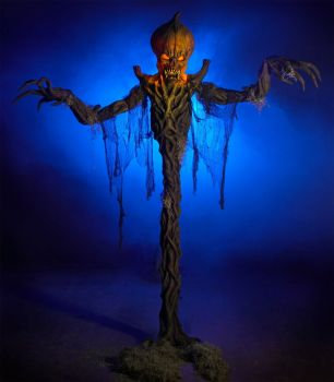Pumpkin Stalker - Over 8 Ft