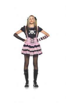 Punk Rock Princess Teen Sm-med