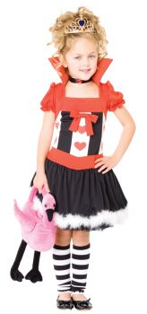 Queen Costume - Child Small