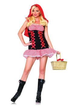 Red Hot Riding Hood Med/lrg