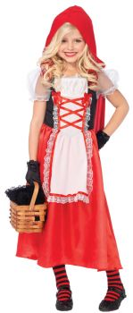 Red Riding Hood 2 Pc Child Sm