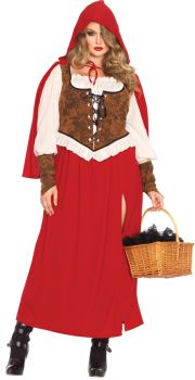 Red Riding Hood 3 Pc