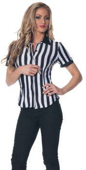 Fitted Referee Shirt - Adult Large