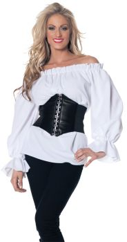 Long Sleeve Renaissance Shirt - Adult Large