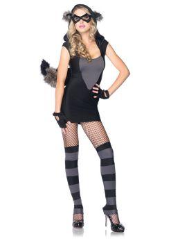 Risky Raccoon Md/lg