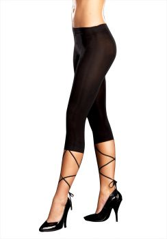 Lace Down Leggings - Adult M/L (8 - 14)