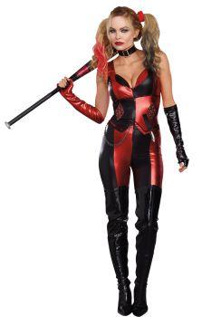 Women's Harlequin Blaster Costume - Adult S (2 - 6)