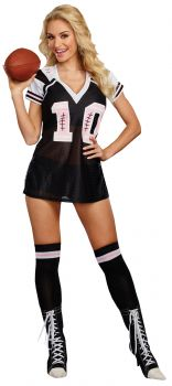 Women's Major League Costume - Adult S (2 - 6)