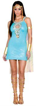 Women's Queen Of Da Nile Costume - Adult L (10 - 14)