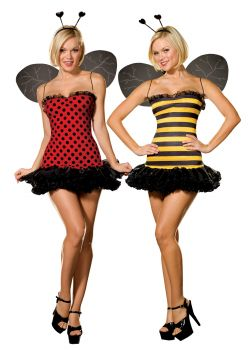 Buggin Out Reversible Costume - Adult L (10 - 14)