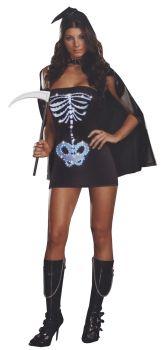 Maya Remains Costume - Adult M (6 - 10)