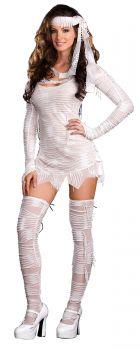 Yo Mummy Costume - Adult L (10 - 14)